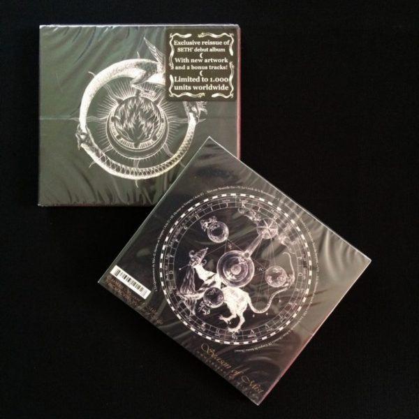 CD Blessures reissue