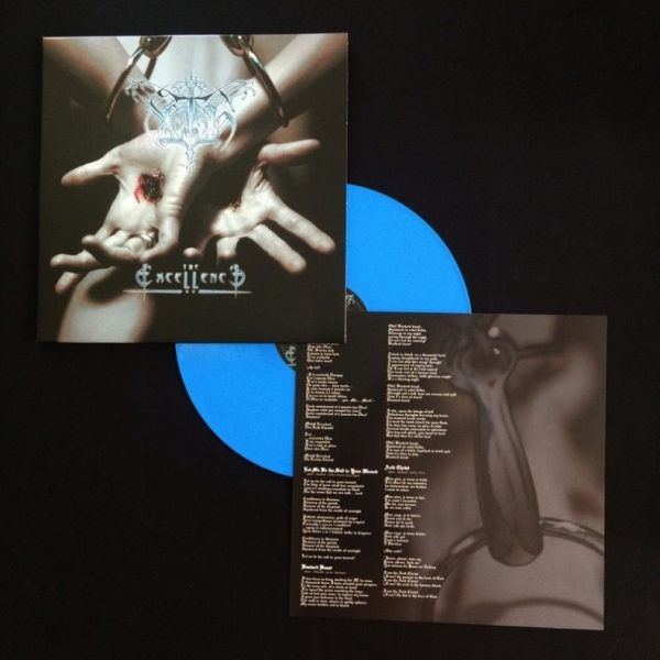 Blue LP The Excellence